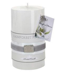 Rainforest Flowers Candle - - Hicks and Hicks Rainforest Flowers, Decorative Items, Lanterns, Art Pieces, New Homes, Candles, Make It Yourself, House, Home