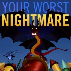 Don't mess with Mushu.