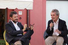 6 settembre, Festival della politica 2013 | ore 18 Corte Legrenzi Pietrangelo Buttafuoco con Guido Moltedo (2)