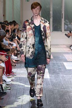 Yohji Yamamoto's New Man | Hint Fashion Magazine