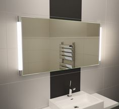 Bathroom Mirror 800 X 600 erin illuminated infra red bathroom mirror | badezimmer