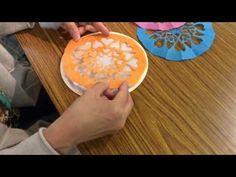 紙で作るステンドグラス工作☆光と色に癒されるローズウィンドウ作り | CRASIA(クラシア)