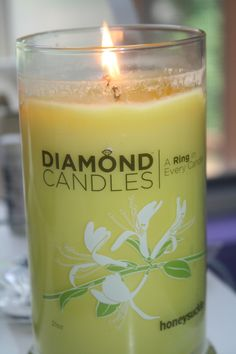 Diamond Candle review by The Preppy Student