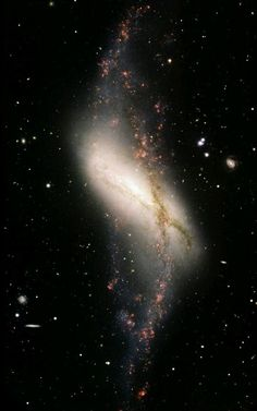 PolarRingGalaxy NGC660 in the ConstellationPisces