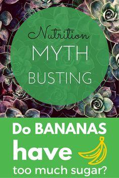 #Nutrition myth bust