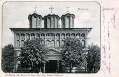 BU-F-01073-5-00215 Mitropolia din Bucureşti, -1904 (niv.Document) Bucharest, Country, Beautiful, Romania, Rural Area