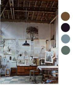 COLOR YOUR WORK SPACE