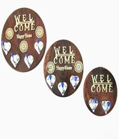 #online #bloging #ecommerce #promotion: ROUND WALL HANGING COMBO
