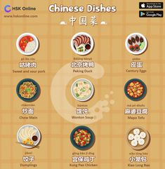 In China, ordering food can be confusing sometimes, check out this vocabulary list to order food correctly when you visit a Chinese… Basic Chinese, Learn Chinese, Learn Korean, Chinese Language, Korean Language, Japanese Language, Spanish Language, French Language, Chinese Phrases