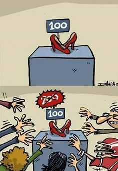 Buy Shoes On Sale - Black Friday Deals Christmas Shopping Ideas ---- hilarious jokes funny pictures walmart humor fails