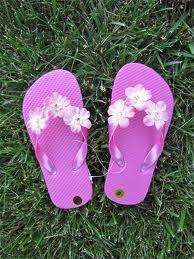 Design Your Own Flip Flops!