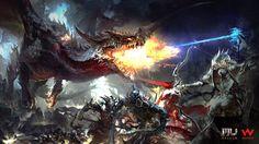 MU Origin Launches a New Guild Siege Battle and More