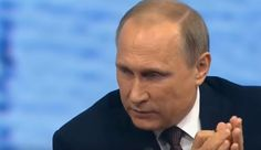 """06/21/16 Vladimir Putin Talks Trump, Says 'Clinton Is Devil' ~ In an interview with Fareed Zakaria, Putin describes Clinton as a """"devil."""" This is no surprise, seeing Putin's stance on big corporations such as Monsanto. Clinton is a big supporter of Monsanto, making the two a classic case of oil and water. Zakaria presses Putin on his comments that """"Trump is brilliant,"""" causing Putin to respond that in some ways, Zakaria """"juggled with what he said."""""""