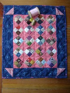 Quilting with the Past: Tin