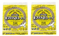 Food For Life Baking Co unveils Sprouted Flourless Flax Tortillas - FoodBev Media Sources Of Soluble Fiber, Healthy Fiber, Tortilla Recipe, Food Packaging Design, Tortillas, A Food, Nutrition, Yummy Food, Baking