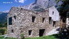 Arquitectura de Casas: 23 fotografías de casas rústicas.