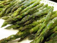UMMA YORI: Baked Asparagus