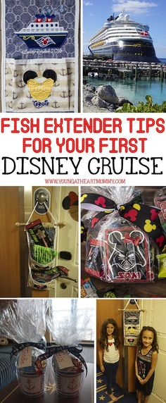 The ultimate guide to the Fish Extender gift exchange on board a Disney cruise. Here's all the tips you need to know to make it successful and fun! #DisneySMMC