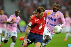 Lille - Evian : 3-0