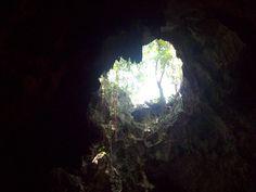Gasparee caves, Trinidad