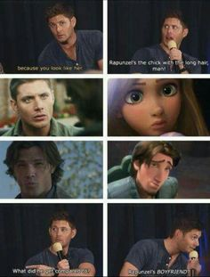 Poor Jensen, can't win for losing...
