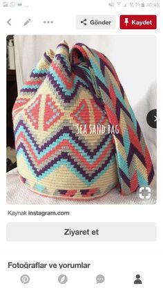 Marvelous Crochet A Shell Stitch Purse Bag Ideas. Wonderful Crochet A Shell Stitch Purse Bag Ideas. Tapestry Bag, Tapestry Crochet, Crochet Shell Stitch, Knit Crochet, Crochet Handbags, Crochet Bags, Bead Loom Patterns, Crochet Fashion, Crochet Accessories