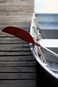 Rowing boat | Angela Bax