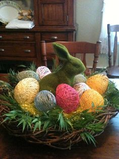 string eggs easter pinterest eggs easter crafts and easter
