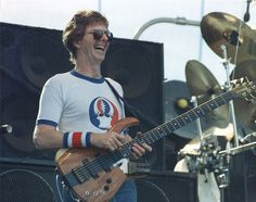 I will never forget the first time I saw Phil play the guitar live. There's a reason the Grateful Dead will never die.