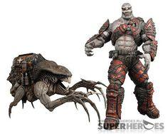 Gears Of War — Locust Grenadier Elite & Ticker Series 4