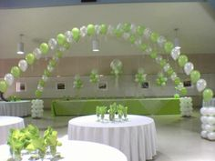 Lime & white Cool!