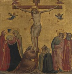 http://www.pinakothek.de/sites/default/files/gemaelde/original/1b_667_2013_0.jpg  Giotto di Bondone. The Crucifixion of Christ, ca. 1311/12 Alte Pinakothek, Inv. 667