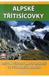 Alpské třítisícovky #alpress #alpy #průvodce #knihy #hobby