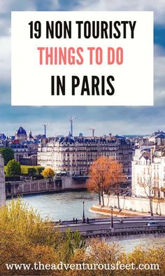 Holiday Destinations: Want to escape the crowds in the city of lights? Here are the hidden gems in Paris you should visit. Paris Travel Tips, Europe Travel Tips, European Travel, Travel Usa, Travel Guides, European Tour, Travel Packing, Holiday Destinations, Travel Destinations