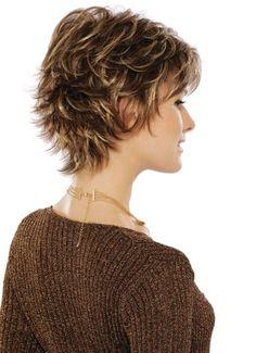 18 Modern Short Hair Styles for Women - PoPular Haircuts short layered hairstyles for women - Hairstyles Modern Short Hairstyles, Short Layered Haircuts, Cut Hairstyles, Layered Short Hair, Pixie Haircuts, Short Cuts, Haircut Short, Hairdos, Short Ladies Hairstyles