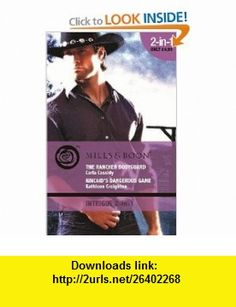The Rancher Bodyguard. Carla Cassidy. Kincaids Dangerous Game (Intrigue 2 in 1) (9780263882162) Carla Cassidy , ISBN-10: 0263882160  , ISBN-13: 978-0263882162 ,  , tutorials , pdf , ebook , torrent , downloads , rapidshare , filesonic , hotfile , megaupload , fileserve