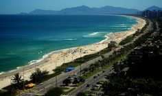 barra da tijuca, rio de janeiro, MY BEACH !!!!! that's the view I had when I lived in front of this beach....