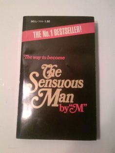Vintage 1971 Copy of The Sensuous Man by M by LMTDInteriorConsults, $9.95