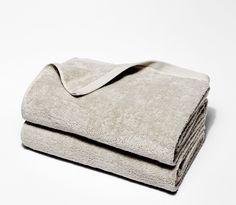Bath Towels – Snowe, $60/2