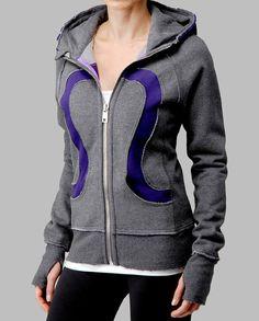 One of my favorite Lululemon hoodies ever!