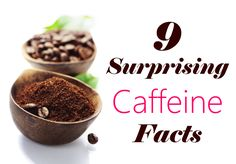 Do you crave coffee first thing in the a.m.? Need a Coke in the afternoon? Caffeine has a bad reputation, but is it a myth? Read on for 9 interesting (and somewhat surprising!) caffeine facts... #coffee #health #women #facts #healthwithheart
