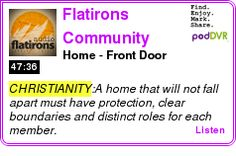 #CHRISTIANITY #PODCAST  Flatirons Community Church Audio Podcast    Home - Front Door    LISTEN...  http://podDVR.COM/?c=d80cf379-db40-6a89-6a10-9d420e3d6a23