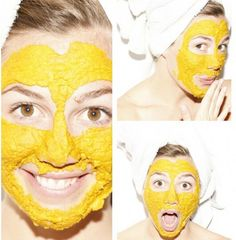 Get Rid Of Acne Scars Fast! Indian Face Mask:)Add 1 tbs of turmeric powder into a small bowl.Turmeric powder has been used in India for thousands of years as a spice and medicinal herb. It destroys the acne bacteria that cause inflammation and remove excessive oil from the skin. Turmeric possesses anti-oxidant and anti-inflammatory properties.  A day before an Indian couples marriage they put haldi (turmeric mask) all over their body.Add 1 table spoon of Manuka honey or normal honey ( I…