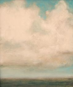 Monolithic cloud. Another one by Donna Ramsay Atkinson.