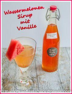Wassermelonen Sirup 1