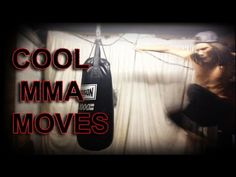 Just me showing off some moves on the boxing bag.   MMA & UFC WORLD (Mixed Martial Arts & Ultimate Fighting Champions)  a lil bit of classic kung fu in here, mainly kick boxing :)
