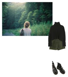 """""""Untitled #95"""" by inteovertgirl on Polyvore featuring Cotton Candy and Dr. Martens"""