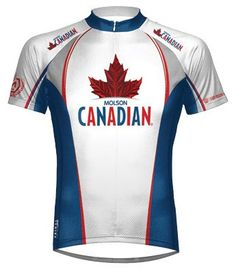 Primal Wear Molson Canadian Cycling Jersey
