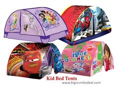 Kid Bed Tents
