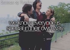 Because of Reading... Book: the perks of being a wallflower